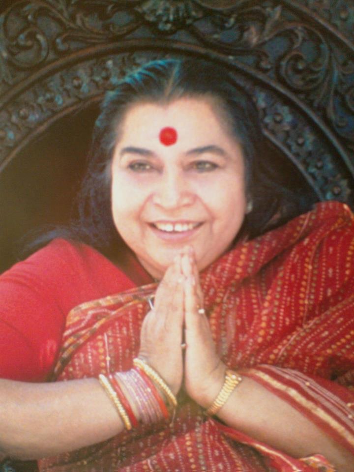 Shri Mataji, Prima Maestra di Sahaja Yoga